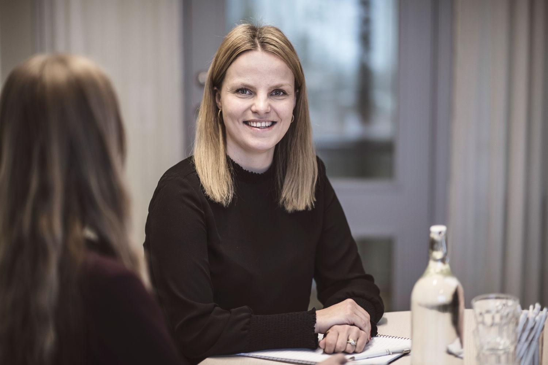 Jurist Emma Åhs Doverlind